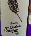 Beauven du Château Cransac