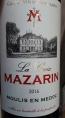 La Croix Mazarin