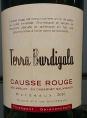 Terra Burdigala - Causse Rouge