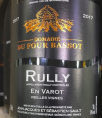 Rully En Varot Vieilles Vignes