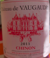 Château de Vaugaudry Chinon