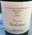 Clos du  Guichaux Monopole Bizay