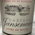 Grand Vin de Bordeaux Château Jansenant