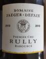 Rully Premier Cru Rabourcé