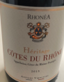 Héritage Côtes du Rhône