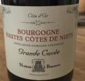 Bourgogne Hautes Côtes de Nuits Grande Cuvée