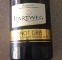 Pinot Gris - Sélection de grains nobles
