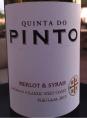 Quinta do Pinto Melot & Syrah