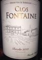 Clos Fontaine