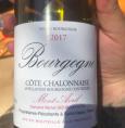 Bourgogne Côte Châlonnaise Mont Avril