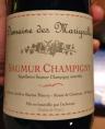 Domaine des Marigrolles Saumur-Champigny