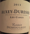 Auxey-Duresses Les Clous