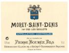 MOREY SAINT DENIS 1er CRU LES BAULETS