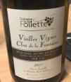 Vieilles Vignes Clos de la Fontaine