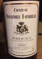 Château Bourdieu Fonbille