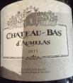 Château - Bas d'Aumelas