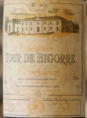château Tour de Bigorre