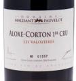 Aloxe-Corton Premier Cru « Les Valozières »