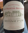 Clos Rousseau Santenay 1er cru