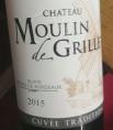 Château Moulin de Grillet Cuvée Tradition