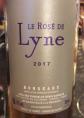 Le Rosé de Lyne