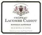 Château Lacombe Cadiot