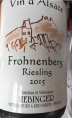 Frohnenberg Riesling