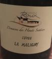 Domaine Des Hauts Sentiers Cuvée La  Maligny