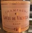 Champagne Louis de Vignezac - Cuvée Spéciale - Rosé