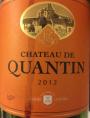 Château de Quantin