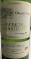 Château de Chastelet Cuvée Grand Vin