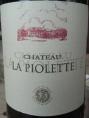 Château la Piolette