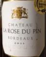 Château La Rose Du Pin