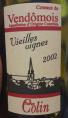 Coteaux du Vendômois Vieilles Vignes