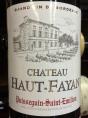 Château Haut-Fayan