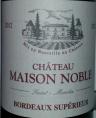 Château Maison Noble