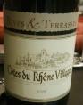 Côtes du Rhône Villages