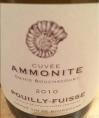 Cuvée Ammonite
