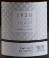 1930 Cuvée Jean