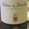 Cuvée Raphaël