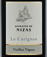 Le Carignan Vieilles Vignes