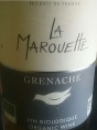 La Marouette Grenache