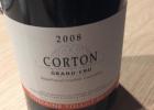 Corton Grand Cru