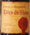 Domaine la Bruissière