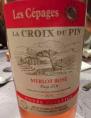 La Croix du Pin Merlot - Cuvée Prestige