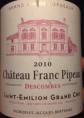 Château Franc Pipeau