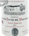Château Grand David de Mauvinon