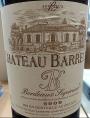 Château Barreyre