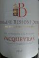 Domaine Bessons Dupré - Vaqueras
