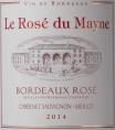 Le Rosé Du Mayne